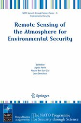 Remote Sensing of the Atmosphere for Environmental Security by Agnès Perrin