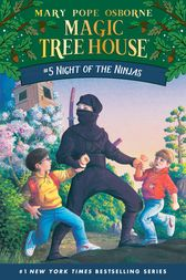 Night of the Ninjas by Mary Pope Osborne