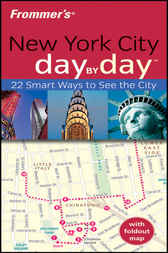 Frommer's New York City Day by Day by Alexis Lipsitz Flippin