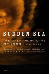 Sudden Sea by R.A. Scotti