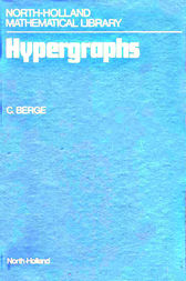 Hypergraphs by C. Berge