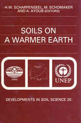 Soils on a Warmer Earth by H.W. Scharpenseel