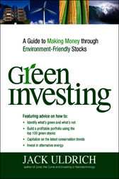 Green Investing by Jack Uldrich