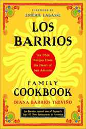 Los Barrios Family Cookbook by Diana Barrios Trevino