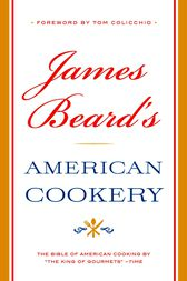 James Beard's American Cookery by James Beard