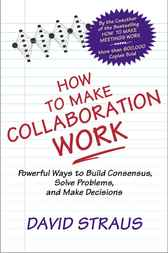 How to Make Collaboration Work by David A. Straus