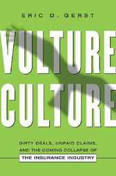 Vulture Culture by Eric D. GERST
