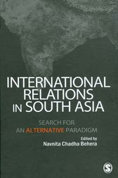 International Relations in South Aisa by Navnita Chadha Behera