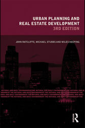 Urban Planning and Real Estate Development 3rd Edition
