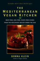 The Mediterranean Vegan Kitchen (ebook) by Donna Klein ...
