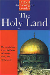 The Holy Land by Jerome Murphy-O'Connor