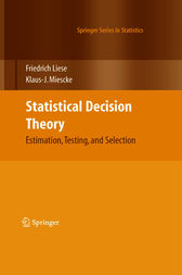 Statistical Decision Theory by Friedrich Liese