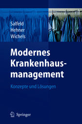 Modernes Krankenhausmanagement by Rainer Salfeld