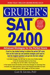 Gruber&#146;s SAT 2400