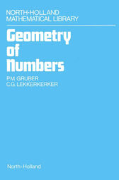 Geometry of Numbers by C.G. Lekkerkerker