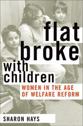 Flat Broke with Children by Sharon Hays