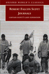Journals by Robert Falcon Scott