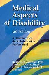 Medical Aspects of Disability by Herbert H. Zaretsky