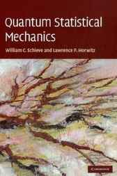 Quantum Statistical Mechanics