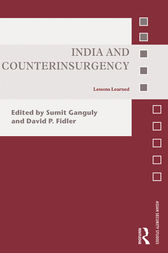 India and Counterinsurgency by Sumit Ganguly