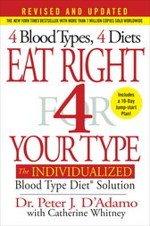 Eat Right 4 Your Type (Revised and Updated) by Peter J. D'Adamo