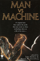 Man Vs Machine by Martin H. Greenberg