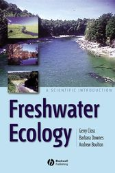 Freshwater Ecology by Gerry Closs