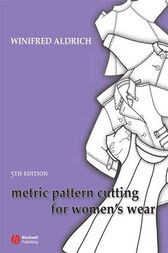 Metric Pattern Cutting for Women's Wear by Winifred Aldrich