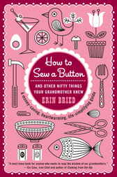 How to Sew a Button by Erin Bried