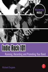 Indie Rock 101 by Richard Turgeon