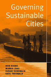Governing Sustainable Cities