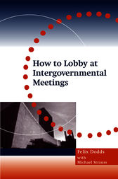 How to Lobby at Intergovernmental Meetings