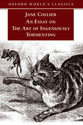 jane collier an essay on the art of ingeniously tormenting