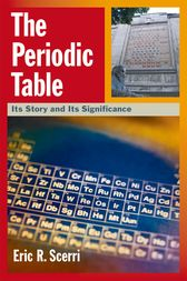 The Periodic Table by Eric R. Scerri