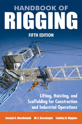 Handbook of Rigging by Joseph MacDonald