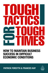 Tough Tactics for Tough Times by Patrick Forsyth