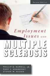 Employment Issues and Multiple Sclerosis