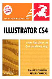 Illustrator CS4 for Windows and Macintosh by Elaine Weinmann