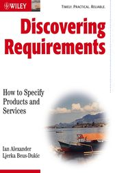 Discovering Requirements by Ian F. Alexander