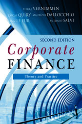 Corporate Finance by Pierre Vernimmen