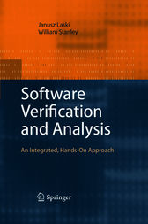 Software Verification and Analysis by Janusz Laski