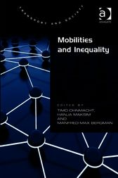 Mobilities and Inequality by Timo Ohnmacht