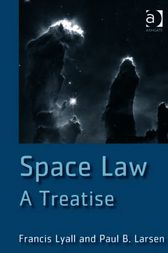 Space Law by Francis Lyall