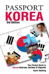 Passport Korea by Kevin Keating