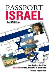 Passport Israel by Donna Rosenthal