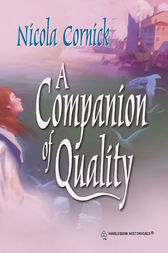 A Companion of Quality by Nicola Cornick