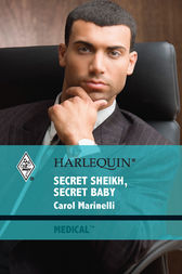 Secret Sheikh, Secret Baby by Carol Marinelli