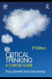Critical Thinking by Tracy Bowell