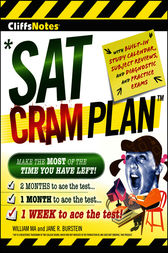 SAT Cram Plan by William Ma