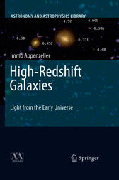 High-Redshift Galaxies by Immo Appenzeller